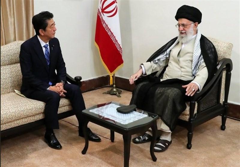 واکنش کاربران شبکههای اجتماعی به دیدار شینزو آبه با رهبر انقلاب + عکس