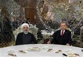 روحانی و اردوغان دیدار کردند+عکس