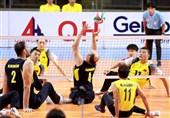 چین میزبان مسابقات والیبال نشسته قهرمانی جهان در سال 2022 شد