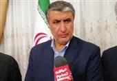 وزیر راه: پروژه قطار سریع السیر تهران- قم- اصفهان بدون وقفه احداث میشود