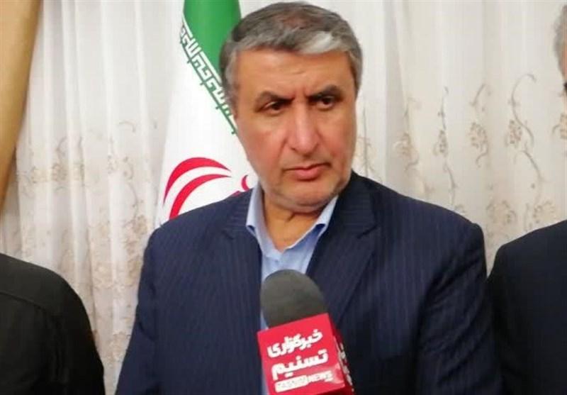 بازدید میدانی وزیر راه شهرسازی از زیرساختهای پایانه مرزی مهران