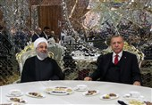 Iran Willing to Boost Trade Ties with Turkey: President Rouhani