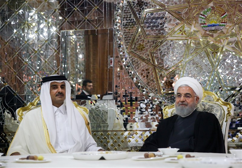 Boosting Ties with Qatar A Priority of Iran's Policy: President