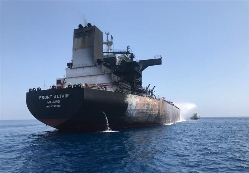 نیروی دریایی هند دو کشتی جنگی در دریای عمان مستقر کرد