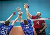 لیگ ملت های والیبال|روسها به دومین پیروزی خود در ارومیه رسیدند