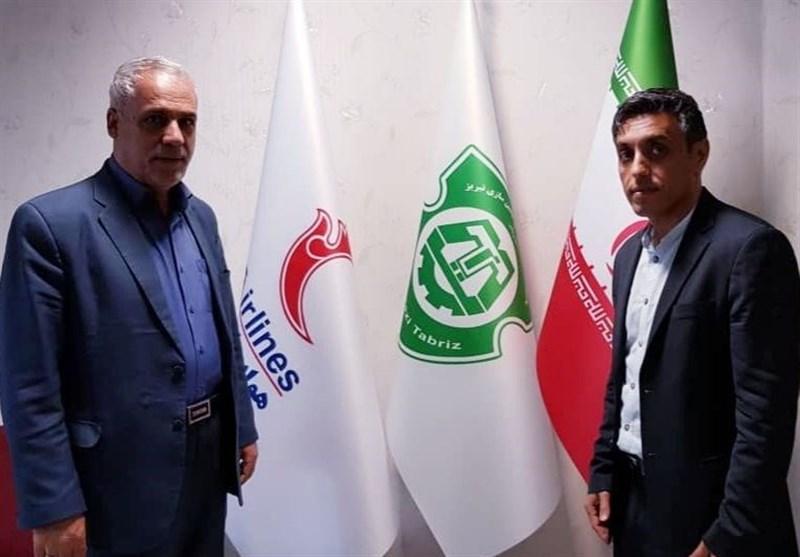 مربی تراکتورسازی تبریز از این تیم جدا شد
