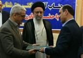 استاندار جدید گلستان با حضور معاون وزیر کشور معرفی شد