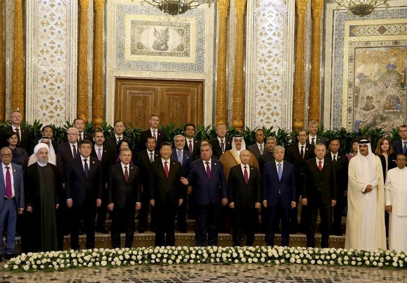بیان دوشنبه الختامی یؤکد رفض الضغط السیاسی والاقتصادی على دول أخرى