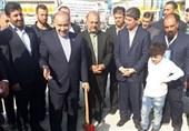 وزیر ورزش از کلنگ زنی یک پروژه در ارومیه امتناع کرد