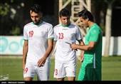 بوشهر|سرمربی تیم فوتبال پارس جنوبیجم در تمرینات تیم ملی حضور یافت