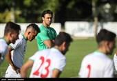 گزارش تمرین تیم امید  فوتبال درون تیمی در دستور کار بازیکنان/ نارضایتی مجیدی از شاگردانش