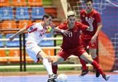 فوتسال قهرمانی زیر 20 سال آسیا| تیمهای راهیافته به مرحله یک چهارم نهایی مشخص شدند