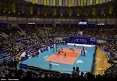 لیگ ملتهای والیبال - ارومیه | ایران آخرین بازی خود در هفته سوم را هم با برد پشت سر گذاشت+فیلم