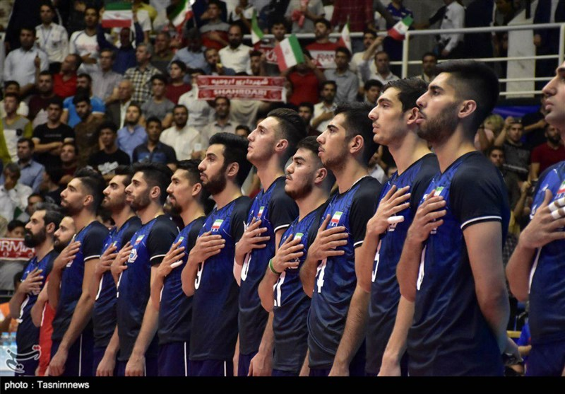لیگ ملتهای والیبال| لیست تیم ملی برای هفته چهارم اعلام شد