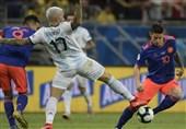 کوپا آمهریکا 2019| استارت کلمبیای کیروش با پیروزی مقابل آرژانتین مسی