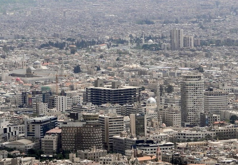 Wildfires Spark Blast in Army Ammo Depot in Damascus