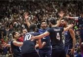 لیگ ملتهای والیبال|روسها رکورد میزنند؟/ایران به دنبال سومین پیروزی در هفته سوم+جدول
