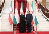 گزارش تسنیم|بازسازی روابط با تاجیکستان، مهمترین دستاورد سفر دوم روحانی در آسیای مرکزی