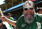اوج حساسیتها در مهمترین مسابقه جام جهانی کریکت بین هند و پاکستان +تصاویر