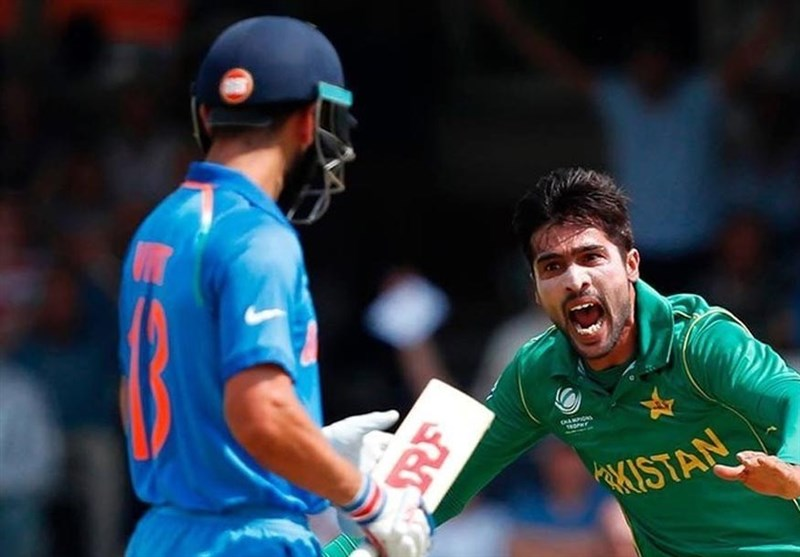 پاکستان کا بھارت کے خلاف ٹاس جیت کرفیلڈنگ کا فیصلہ