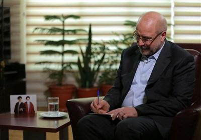 قالیباف در گفتوگو با تسنیم: مجلس تلاش ویژهای درباره معیشت طبقات ضعیف خواهد داشت/پیام رهبر انقلاب نقشه راه ماست