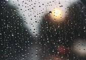 آغاز بارشهای رگباری پراکنده در خراسان رضوی