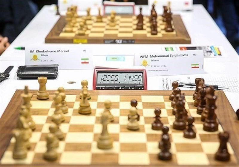 شطرنج قهرمانی شهرهای آسیا| برتری سایپا مقابل نماینده بنگلادش در دور دوم