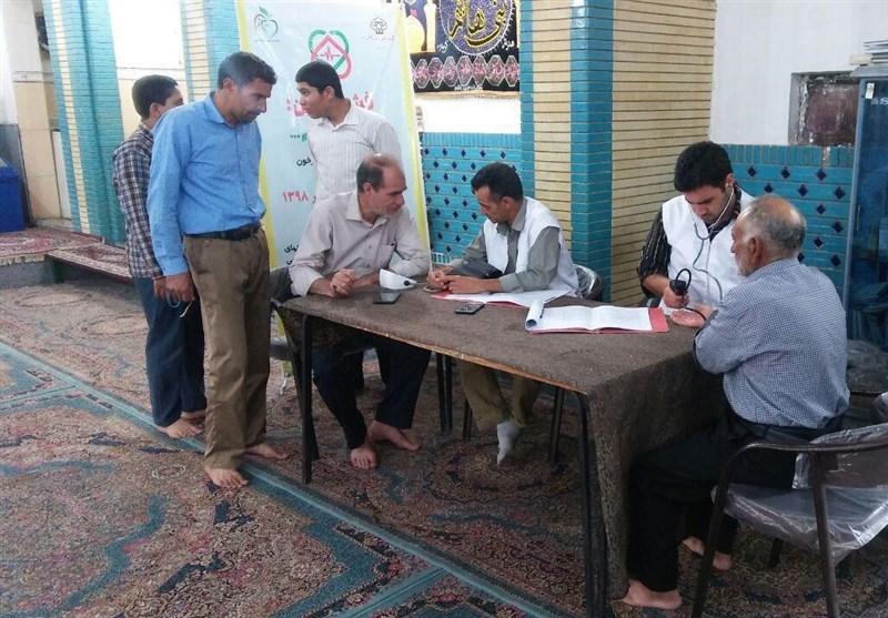 یزد | مشارکت خوب مردم بافق در طرح کنترل فشار خون بالا