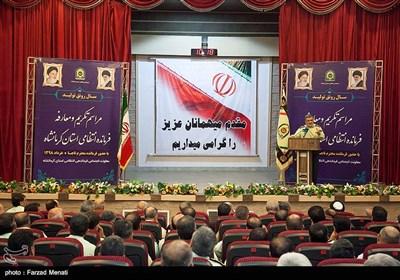 سخنرانی سردار حسین اشتری فرمانده نیروی انتظامی