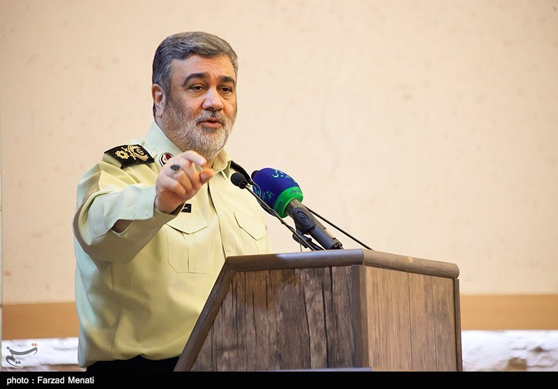 Iranian Commander Lauds Leader's Refusal to Respond to Trump