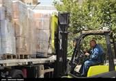 ارسال بیش از یک میلیارد ریال مواد غذایی به مناطق زلزلهزده آذربایجان شرقی
