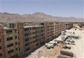 ساخت 400 هزار واحد مسکونی برای اقشار متوسط و ضعیف طی 2 سال آینده