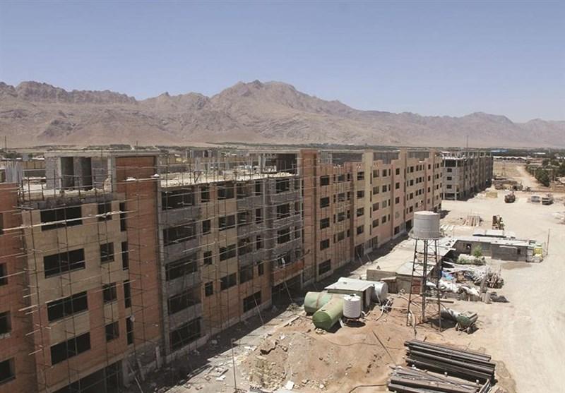 ساخت ۴۰۰ هزار واحد مسکونی برای اقشار متوسط و ضعیف طی ۲ سال آینده