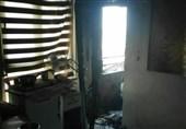 تهران| نجات 20 نفر از آتشسوزی آرایشگاه زنانه
