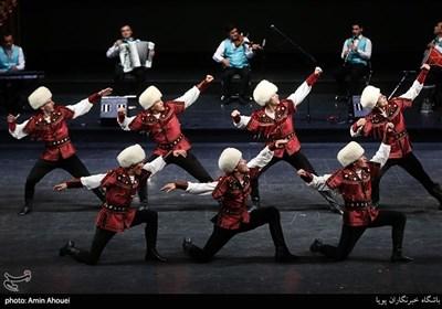 مراسم آغاز هفته فرهنگی ترکمنستان در تالار وحدت