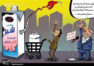 کاریکاتور/ اندراحوالات کارگروه تنظیم بازار!!!