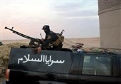 """""""سرایا السلام"""" تکشف عن إحباط محاولة تسلل لـ""""داعش"""" فی سامراء"""