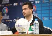 فوتسال قهرمانی زیر 20 سال آسیا| شاندیزی: همیشه بازیهای آسان برای ما سخت میشود