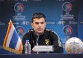 فوتسال قهرمانی زیر 20 سال آسیا| سرمربی تایلند: انتظار چنین نتیجهای را مقابل لبنان نداشتیم