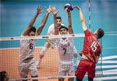 VNL 2019: Iran Too Strong for Russia