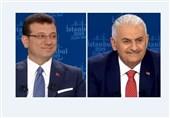 برگزاری مناظره تلویزیونی دو رقیب اصلی در استانبول