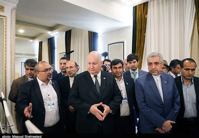 Iran, Russian Republics Discuss Closer Economic Ties