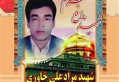 جزئیات وداع و تشییع شهید فاطمیون 4 سال بعد از شهادت