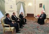 گفتوگوی سفیران کشورمان در سه کشور آسیایی، آفریقایی و اروپایی با رئیسجمهور