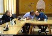نشست خبری سومین دوره عکس سال مطبوعاتی ایران