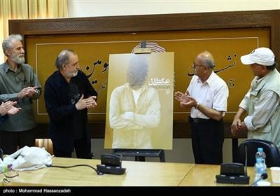 رونمایی از پوستر سومین دوره نشان عکس سال مطبوعاتی ایران