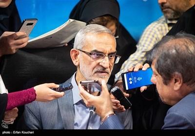 نشست خبری محسن پورسیدآقایی معاون حمل و نقل و ترافیک شهرداری تهران