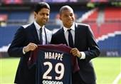 فوتبال جهان| رئیس باشگاه پاریسنژرمن: 200 درصد تضمین میکنم امباپه میماند/ تیممان شخصیت کافی ندارد