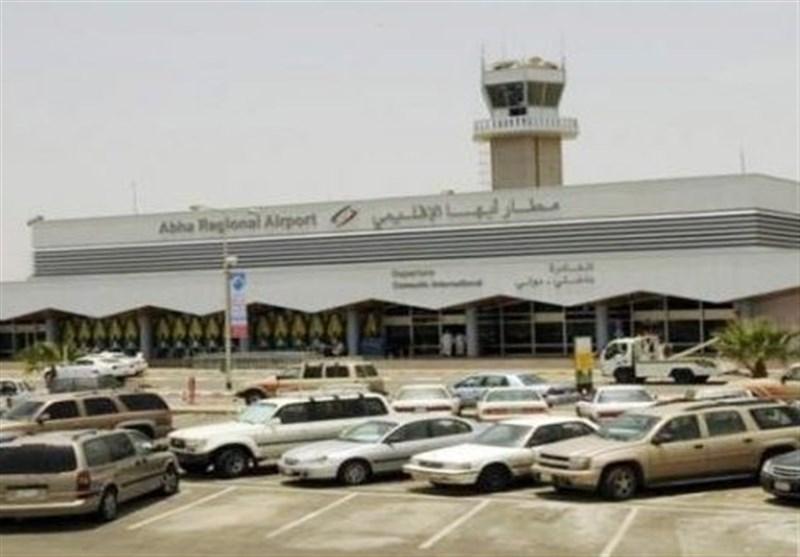 حمله پهپادی ارتش یمن به فرودگاه ابها عربستان سعودی