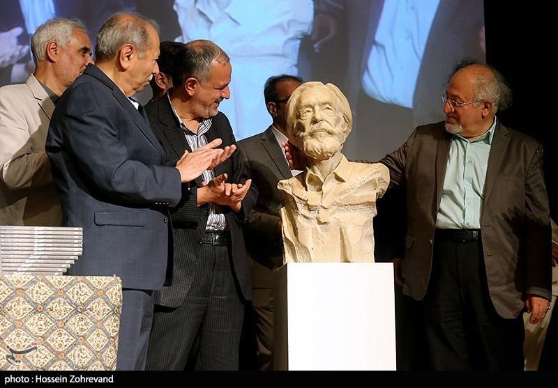 مراسم نکوداشت استاد جمشید مشایخی برگزار شد+عکس